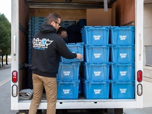 Bin it NYC Moving Supply Company