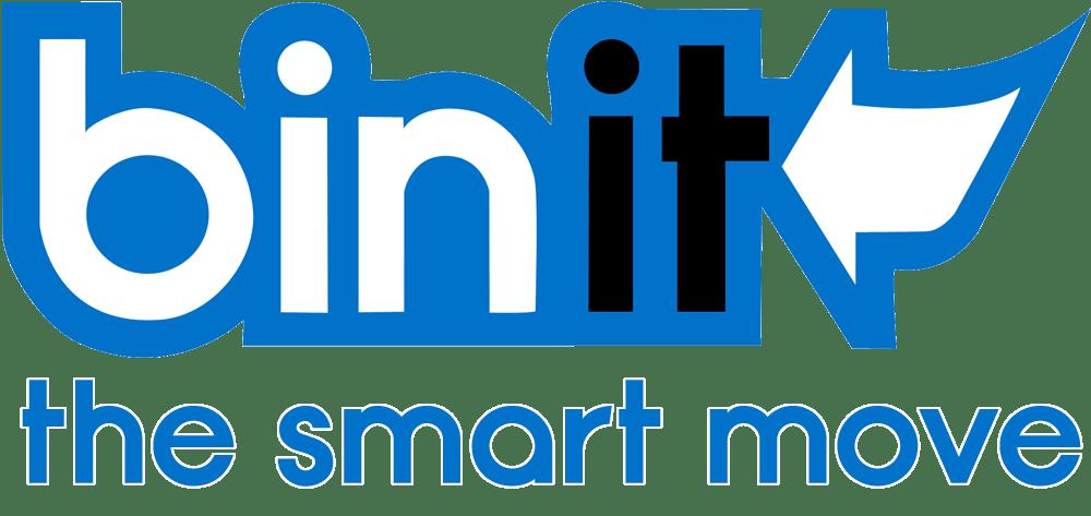 Bin It Logo NYC