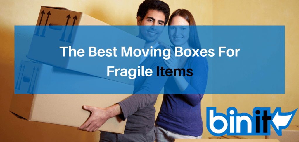 The Best Moving Boxes For Fragile Items